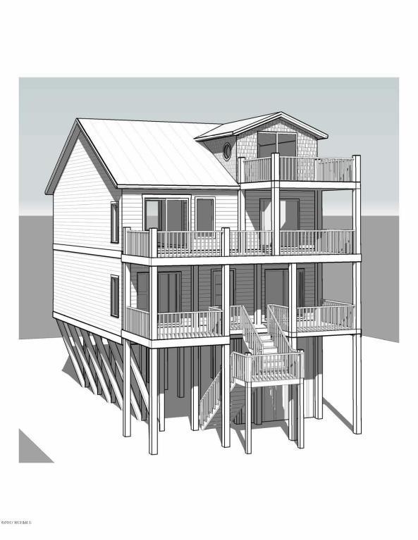 1317 Ocean Blvd, Topsail Beach, NC 28445 (MLS #100081171) :: Century 21 Sweyer & Associates