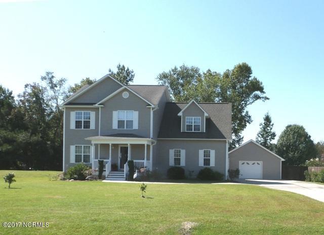 140 Spring Leaf Lane, Jacksonville, NC 28540 (MLS #100081904) :: Century 21 Sweyer & Associates