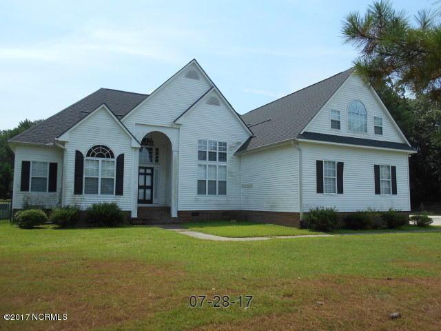 4500 Country Club Drive N, Wilson, NC 27896 (MLS #100081913) :: Century 21 Sweyer & Associates
