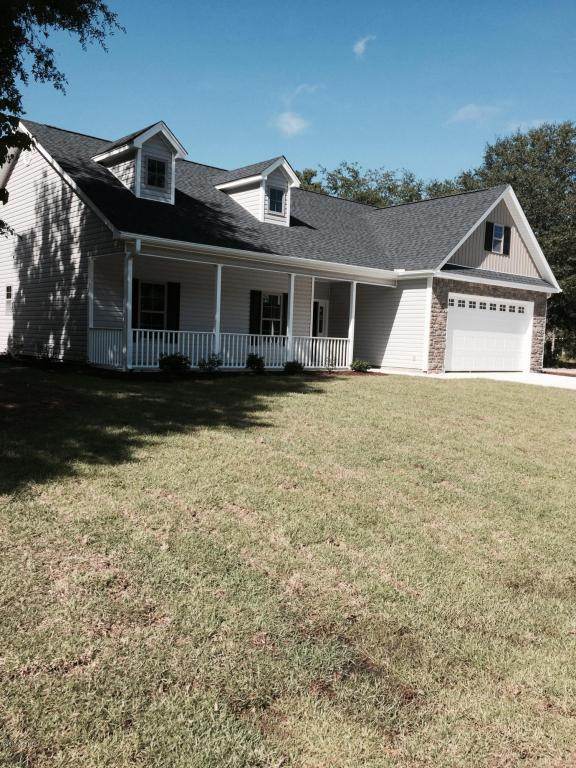 9060 Oak Ridge Plantation Drive SW, Calabash, NC 28467 (MLS #100082156) :: Century 21 Sweyer & Associates