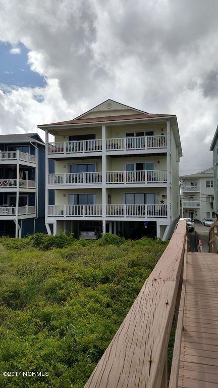 612 Carolina Beach Avenue N 1B, Carolina Beach, NC 28428 (MLS #100083137) :: Century 21 Sweyer & Associates