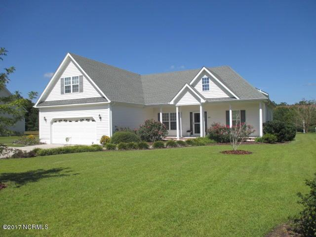 507 Davidson Street, Newport, NC 28570 (MLS #100083324) :: Century 21 Sweyer & Associates