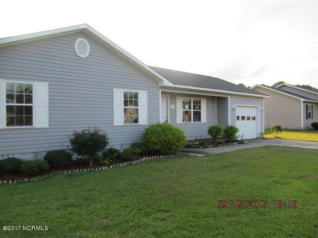 105 Burrell Lane, Richlands, NC 28574 (MLS #100083573) :: Century 21 Sweyer & Associates