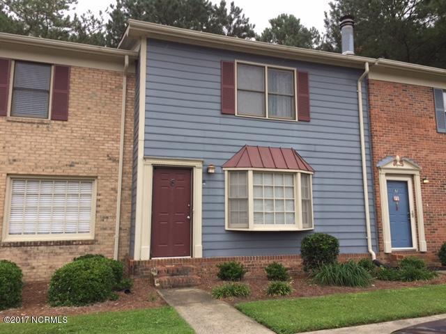 100 David Drive E6, Greenville, NC 27858 (MLS #100083632) :: Century 21 Sweyer & Associates