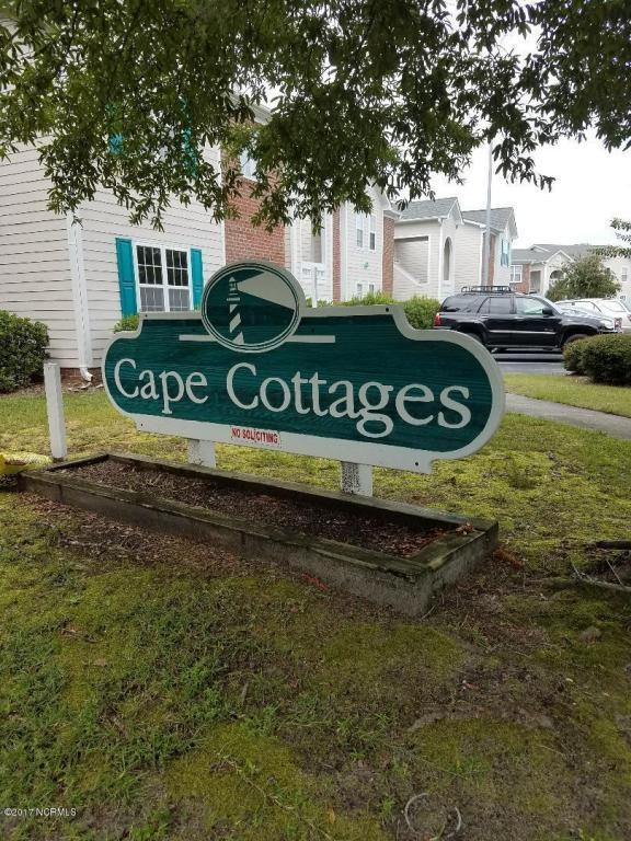 705 Summertime Lane C, Wilmington, NC 28405 (MLS #100083898) :: Courtney Carter Homes