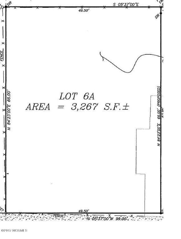 Lot 6a Kidder Street, Wilmington, NC 28401 (MLS #100084168) :: Coldwell Banker Sea Coast Advantage