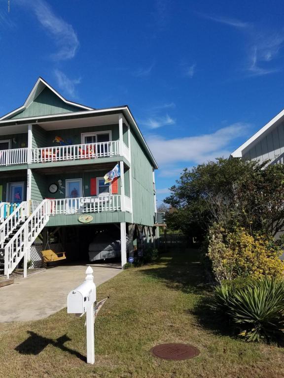 286 Brunswick Avenue W B, Holden Beach, NC 28462 (MLS #100084318) :: Coldwell Banker Sea Coast Advantage