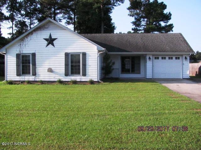 102 Bridgewater Court, Jacksonville, NC 28546 (MLS #100084448) :: Century 21 Sweyer & Associates