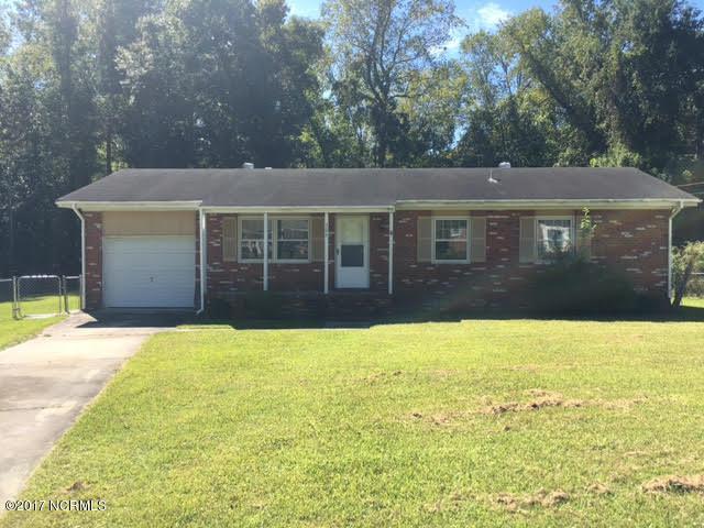 306 Sheffield Road, Jacksonville, NC 28546 (MLS #100084626) :: Harrison Dorn Realty
