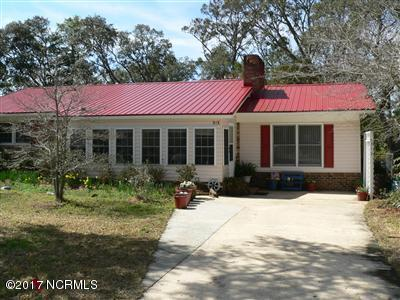 313 Norton Street, Oak Island, NC 28465 (MLS #100084657) :: Century 21 Sweyer & Associates