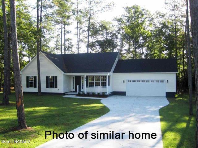 102 Buckskin Drive, Pollocksville, NC 28573 (MLS #100084852) :: Century 21 Sweyer & Associates
