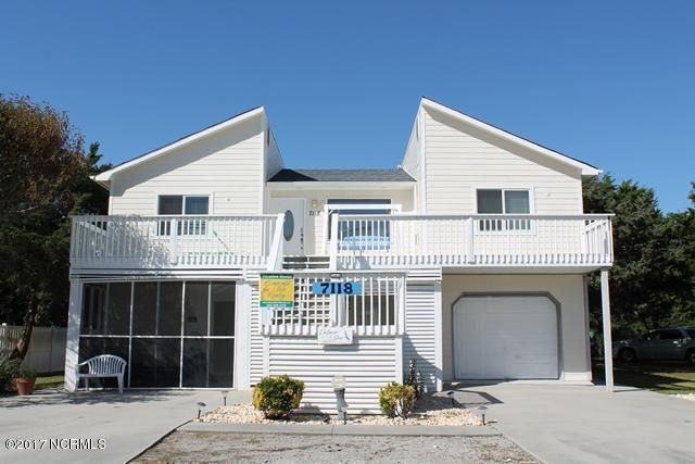 7118 Ocean Drive, Emerald Isle, NC 28594 (MLS #100085082) :: Century 21 Sweyer & Associates