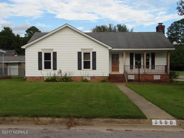 2500 Albany Lane SW, Wilson, NC 27893 (MLS #100085182) :: Century 21 Sweyer & Associates