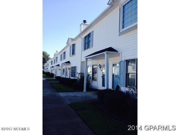 334 Haven Drive Q4, Greenville, NC 27834 (MLS #100085310) :: Century 21 Sweyer & Associates