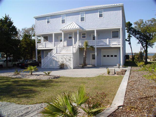 5124 Bogue Sound Drive East, Emerald Isle, NC 28594 (MLS #100085604) :: Century 21 Sweyer & Associates