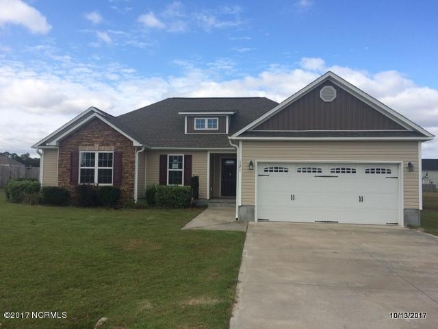 121 Cypress Manor Court, Jacksonville, NC 28540 (MLS #100086048) :: Century 21 Sweyer & Associates