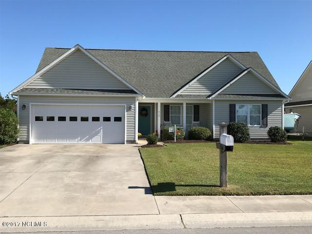 416 Tradd Street, Beaufort, NC 28516 (MLS #100086069) :: Century 21 Sweyer & Associates