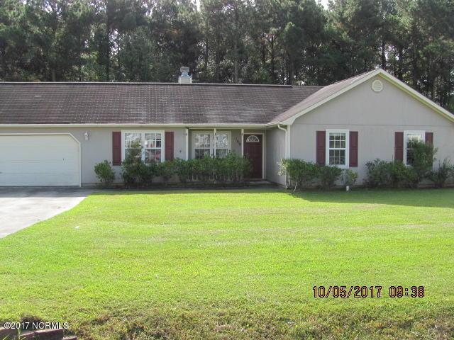 109 Daphne Drive, Hubert, NC 28539 (MLS #100086329) :: Coldwell Banker Sea Coast Advantage