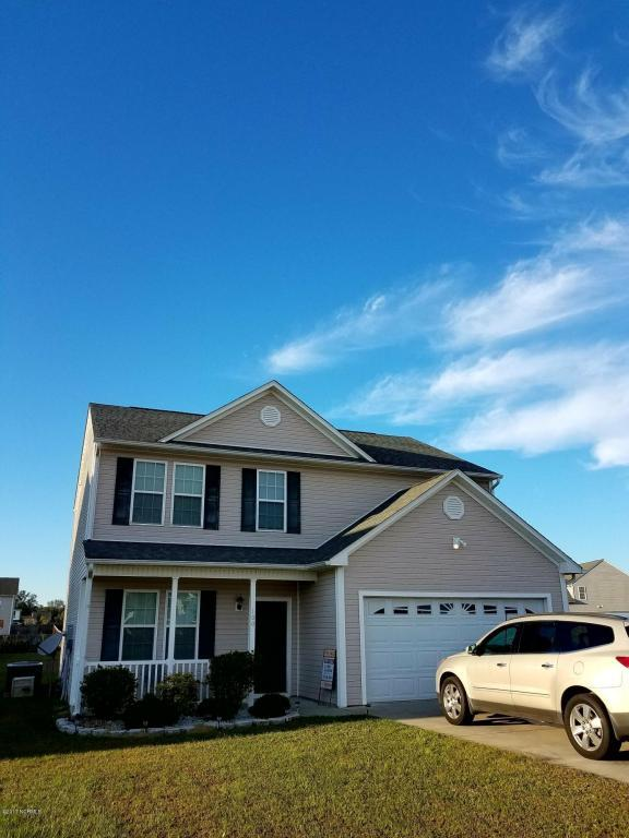 100 Dukes Lake Circle, Richlands, NC 28574 (MLS #100086447) :: Harrison Dorn Realty