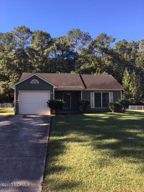 537 Shadowridge Road, Jacksonville, NC 28546 (MLS #100086805) :: Century 21 Sweyer & Associates