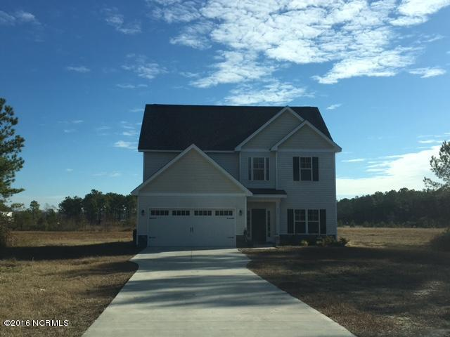 500 Riggs Road, Hubert, NC 28539 (MLS #100086865) :: RE/MAX Essential