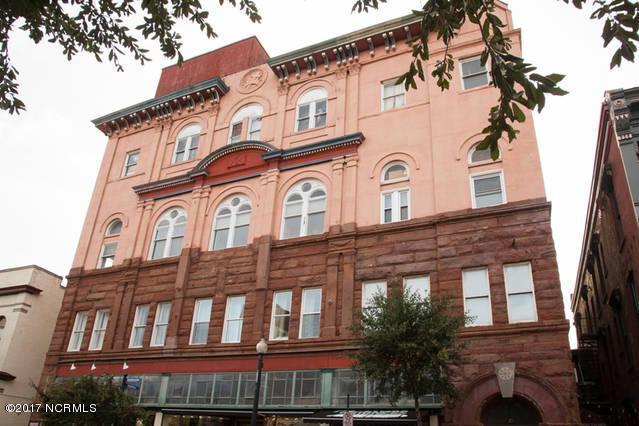 21 N Front Street #2E-2, Wilmington, NC 28401 (MLS #100086955) :: Resort Brokerage