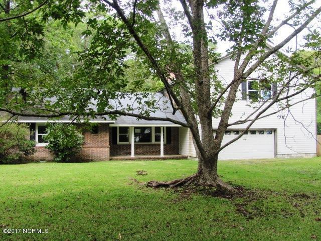 107 Woodland Drive, Havelock, NC 28532 (MLS #100086979) :: Harrison Dorn Realty