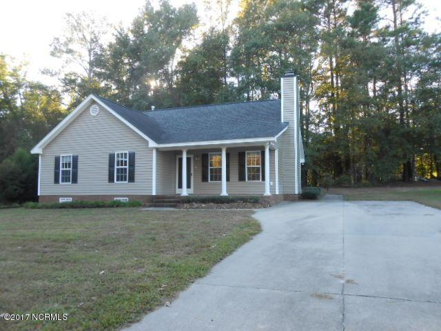 1608 Bobwhite Lane, Rocky Mount, NC 27804 (MLS #100087000) :: The Keith Beatty Team