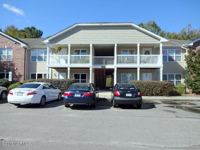 4420 Jay Bird Circle #106, Wilmington, NC 28412 (MLS #100087272) :: Century 21 Sweyer & Associates