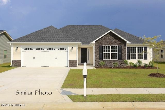 315 Strut Lane, Richlands, NC 28574 (MLS #100087377) :: Terri Alphin Smith & Co.