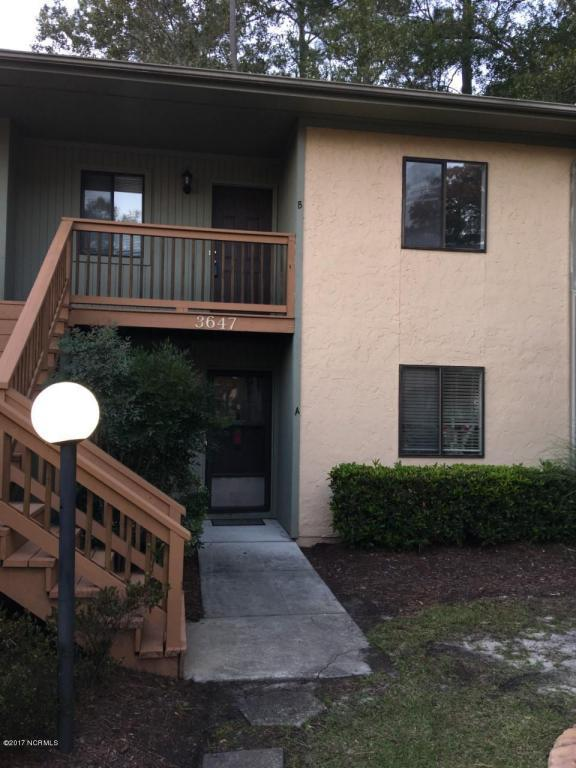 3647 Saint Johns Court 47B, Wilmington, NC 28403 (MLS #100087848) :: Century 21 Sweyer & Associates