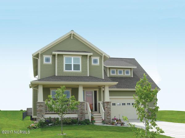 113 Adams Landing Way, Maysville, NC 28555 (MLS #100088486) :: Courtney Carter Homes