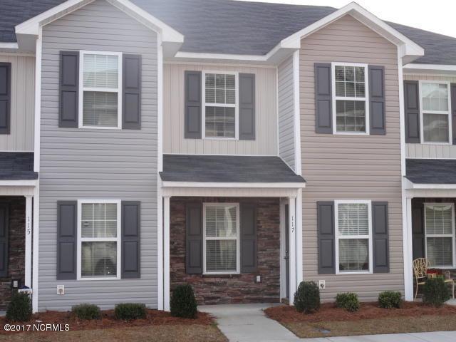 108 Meadow Way, Havelock, NC 28532 (MLS #100089103) :: Century 21 Sweyer & Associates