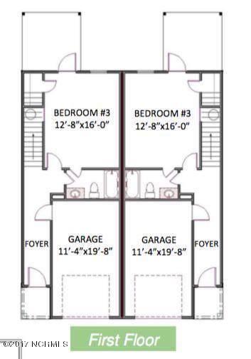 703 Elton Avenue #1, Carolina Beach, NC 28428 (MLS #100089204) :: Century 21 Sweyer & Associates