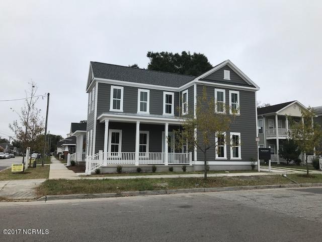 602 Campbell Street, Wilmington, NC 28401 (MLS #100089387) :: Century 21 Sweyer & Associates