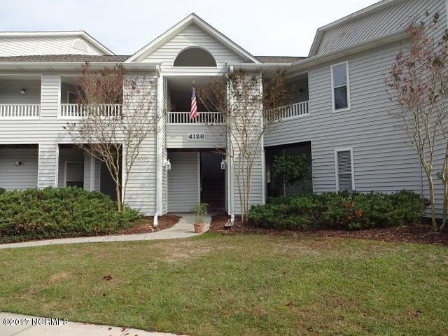 4126 Breezewood Drive #204, Wilmington, NC 28412 (MLS #100089459) :: Century 21 Sweyer & Associates