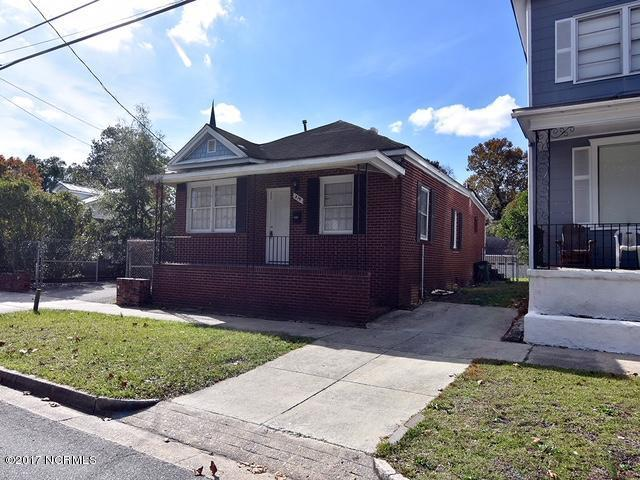 314 S 7th Street, Wilmington, NC 28401 (MLS #100089668) :: Coldwell Banker Sea Coast Advantage