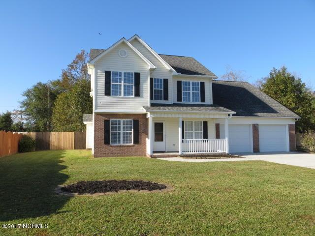 232 Yearling Loop, Jacksonville, NC 28540 (MLS #100090056) :: Courtney Carter Homes