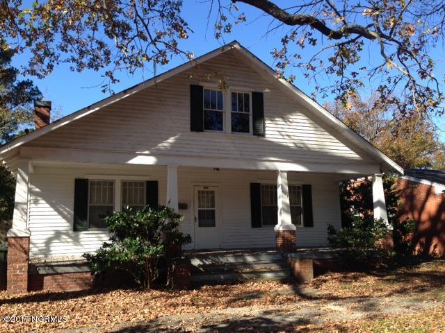 909 Corbett Avenue N, Wilson, NC 27893 (MLS #100090274) :: Century 21 Sweyer & Associates