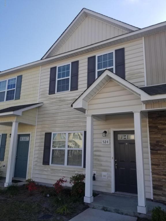 524 Oyster Rock Lane, Sneads Ferry, NC 28460 (MLS #100090355) :: Century 21 Sweyer & Associates