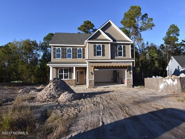 61 E Huckleberry Way, Rocky Point, NC 28457 (MLS #100090638) :: Century 21 Sweyer & Associates