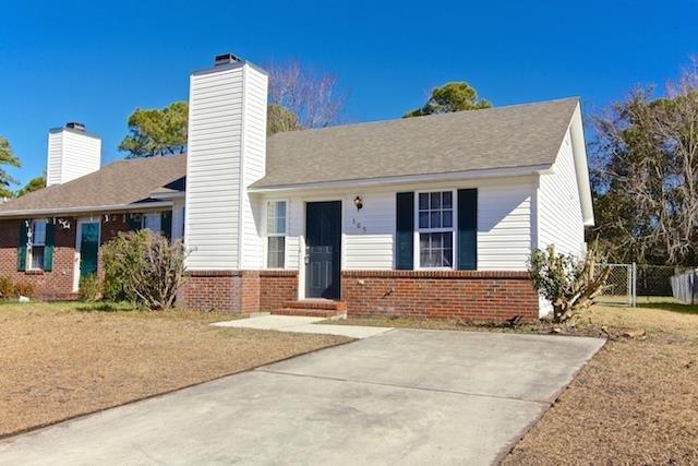 105 Glenside Court, Midway Park, NC 28544 (MLS #100090906) :: Courtney Carter Homes