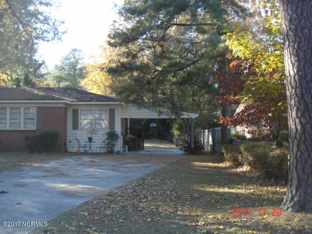 604 Smallwood Drive, Rocky Mount, NC 27804 (MLS #100090997) :: RE/MAX Essential