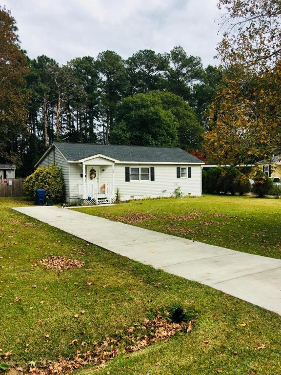 101 Beaufort Drive, Havelock, NC 28532 (MLS #100091028) :: Courtney Carter Homes