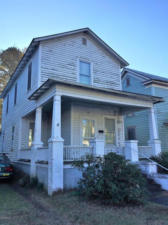 617 E Main Street, Washington, NC 27889 (MLS #100091480) :: Century 21 Sweyer & Associates