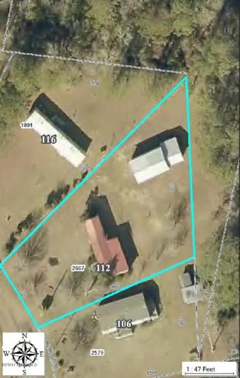112 Obriant Drive, Beaufort, NC 28516 (MLS #100091921) :: Century 21 Sweyer & Associates
