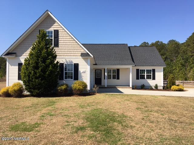 116 Palo Alto Park Drive, Maysville, NC 28555 (MLS #100092216) :: Century 21 Sweyer & Associates