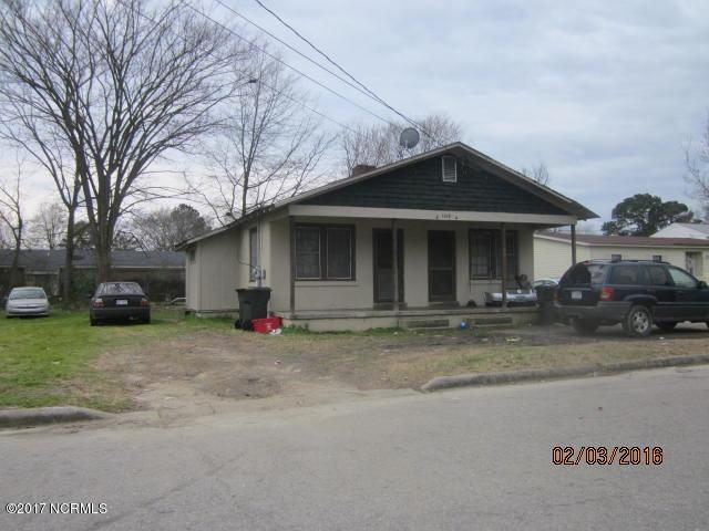 1616 Carolina Street E, Wilson, NC 27893 (MLS #100092255) :: RE/MAX Essential