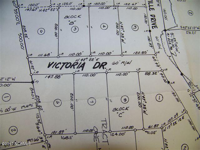 Lot 4b Victoria Drive, Washington, NC 27889 (MLS #100092383) :: Courtney Carter Homes