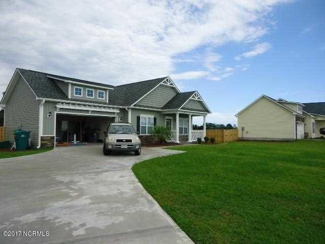 303 Hardison Road, Holly Ridge, NC 28445 (MLS #100092880) :: Coldwell Banker Sea Coast Advantage